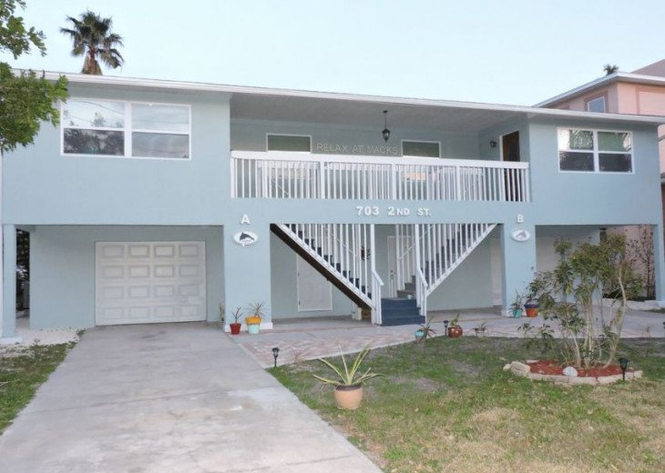 WOW! Indian Rocks Beach Rental, Private Unit, A, Renovated,Short walk to beach. #23