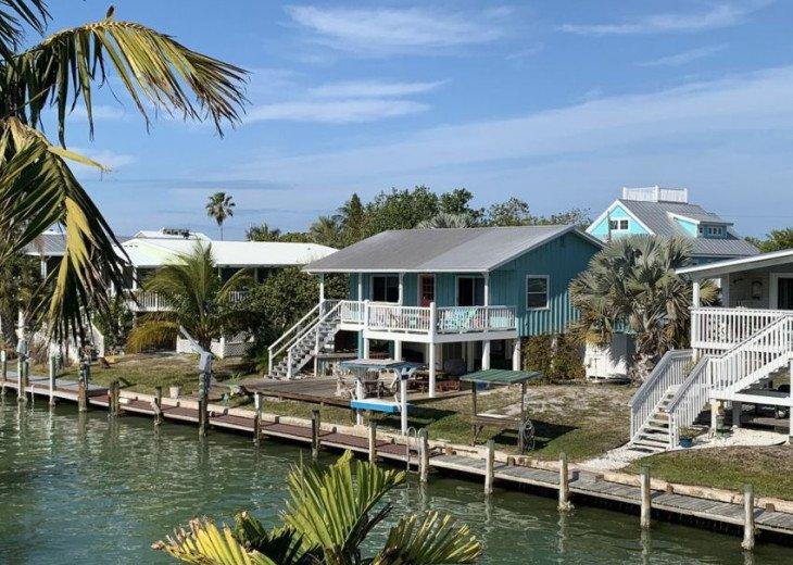 Little Gasparilla Island: Waterfront Cabin Paradise #23