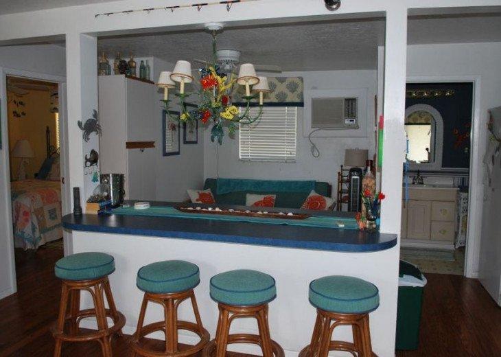 Little Gasparilla Island: Waterfront Cabin Paradise #8