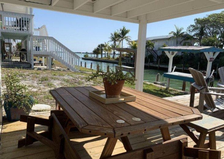 Little Gasparilla Island: Waterfront Cabin Paradise #4