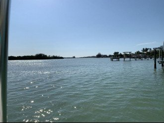 Little Gasparilla Island: Waterfront Cabin Paradise #1