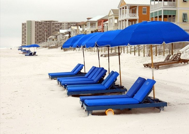 Gulf Front *FREE BEACH CHAIR SERVICE with UMBRELLA, GREAT RATES! #15