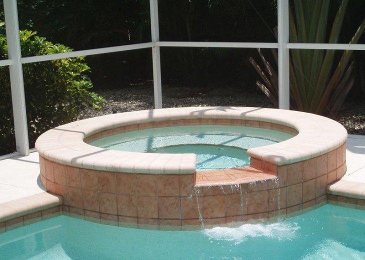 Tuscan Villa..Less than mile to Beach..Heated pool & spa #4