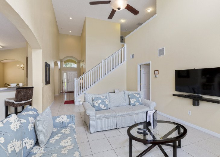 Relax in the family room