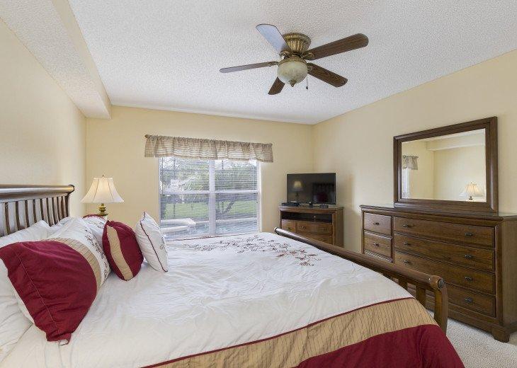 Main master bedroom