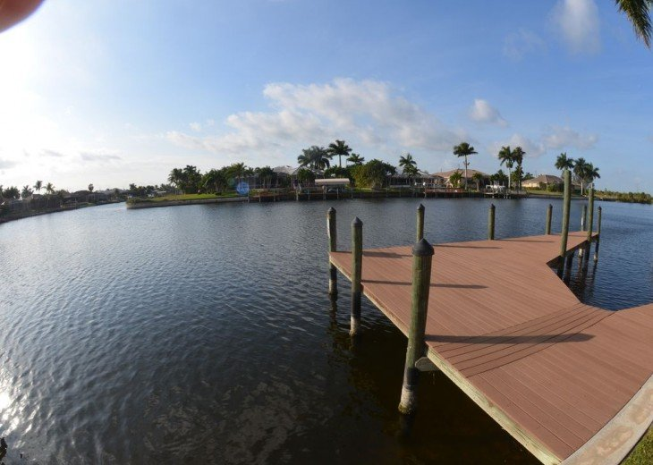 Sail Boats Access With Amazing Inter Sectional Water View