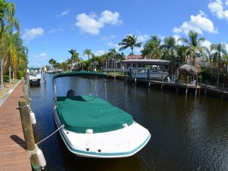 HURRICANE BOAT available for Rent, to very low guest rates. Ask for boat flyer.