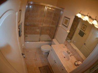 BATH ROOM # 3 TUB & SHOWER , VANITIES
