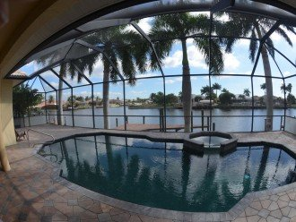 Amazing View from PATIO-Pool deck SOUTHERN EXPOSURE