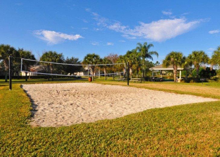 Windsor Hills Resort Volleyball Court