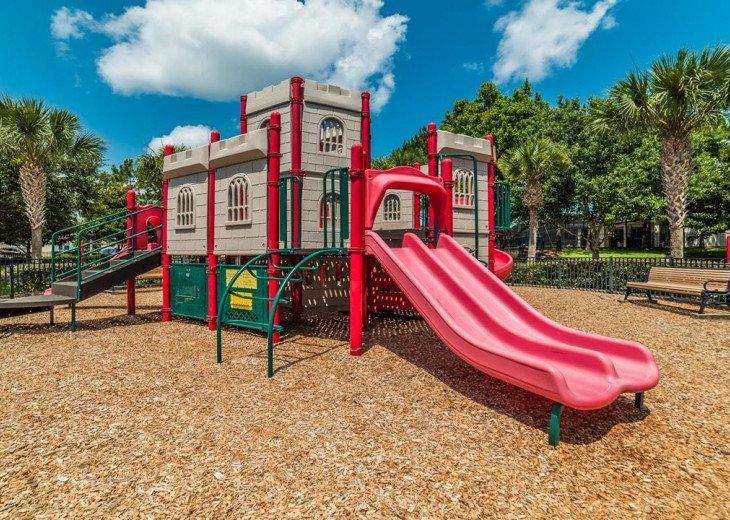 Windsor Hills Resort Childrens Play Park
