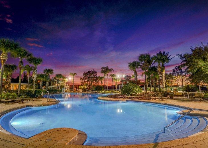 Windsor Hills Resort Lagoon Pool