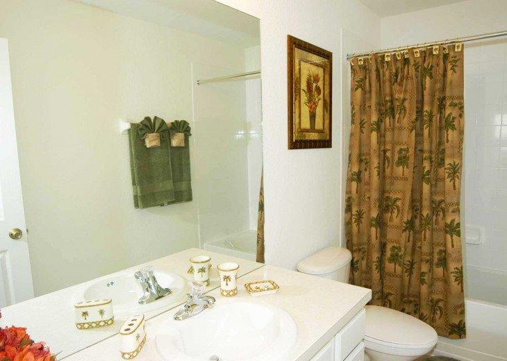 Jungle Book Themed Bathroom