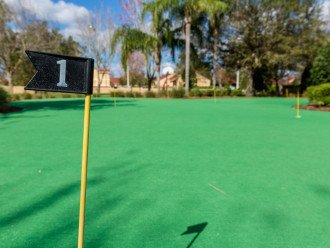 Windsor Hills Resort Putting Green
