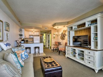 NEW! Luxury Condo w/ Pool Access on Daytona Beach #1