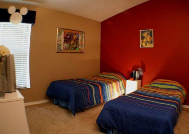 Private 5 Bedroom Villa Near Disney, free WI-FI 10% OFF LONG TERM RENTALS #4
