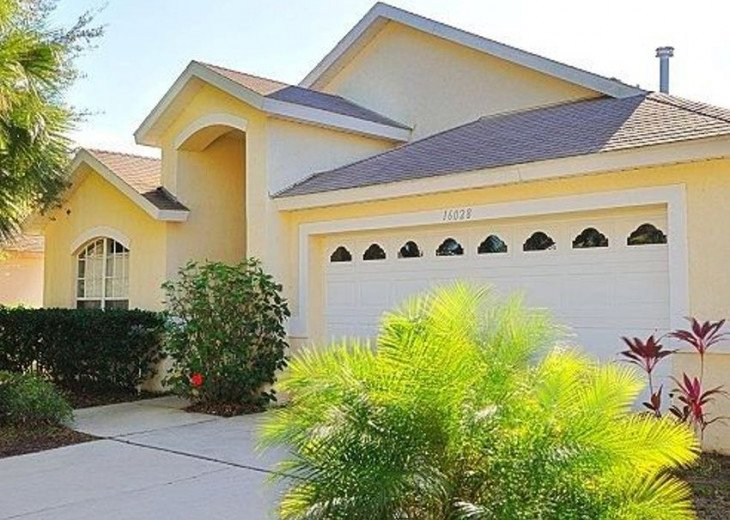 Private 5 Bedroom Villa Near Disney, free WI-FI 10% OFF LONG TERM RENTALS #20