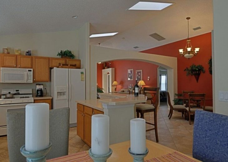 Private 5 Bedroom Villa Near Disney, free WI-FI 10% OFF LONG TERM RENTALS #13