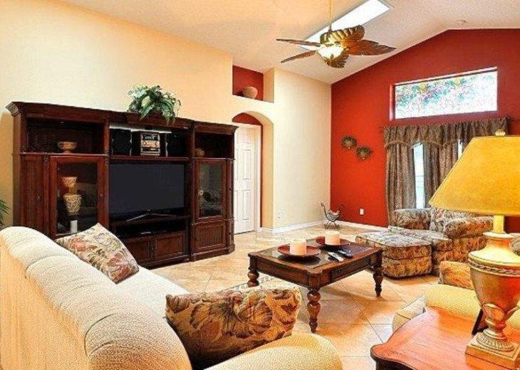 Private 5 Bedroom Villa Near Disney, free WI-FI 10% OFF LONG TERM RENTALS #17