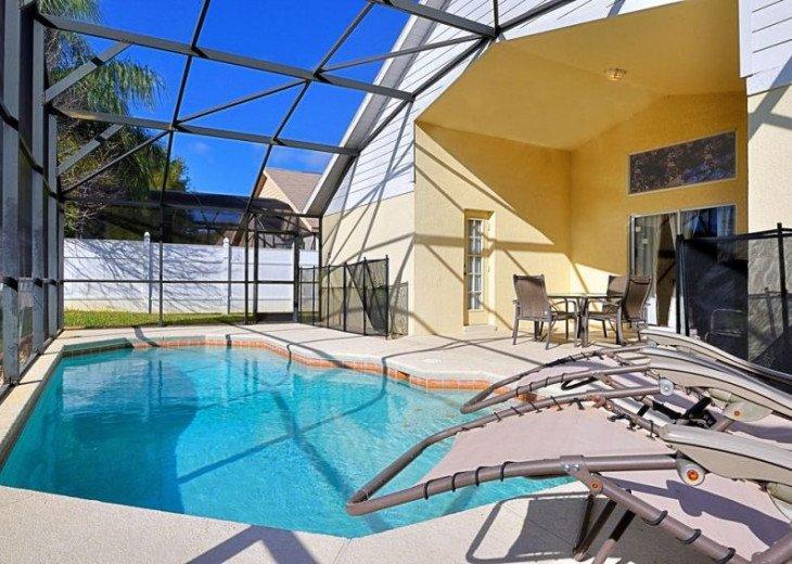 Private 5 Bedroom Villa Near Disney, free WI-FI 10% OFF LONG TERM RENTALS #10