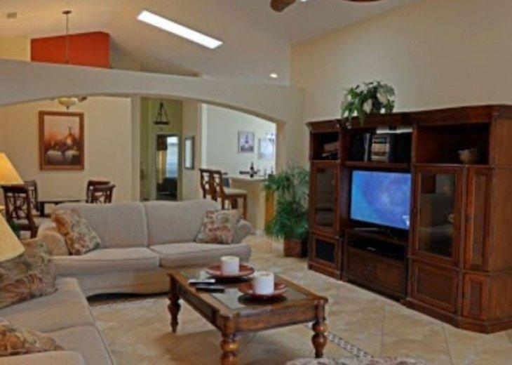 Private 5 Bedroom Villa Near Disney, free WI-FI 10% OFF LONG TERM RENTALS #22