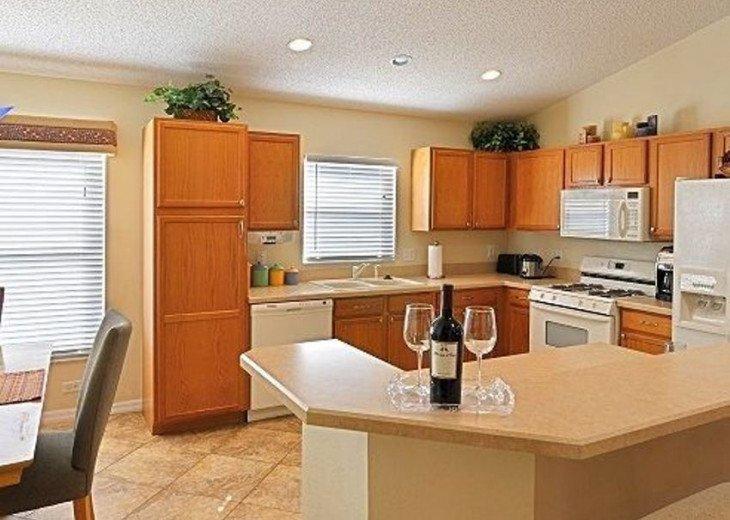 Private 5 Bedroom Villa Near Disney, free WI-FI 10% OFF LONG TERM RENTALS #19