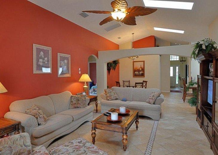 Private 5 Bedroom Villa Near Disney, free WI-FI 10% OFF LONG TERM RENTALS #8