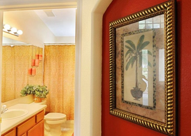 Private 5 Bedroom Villa Near Disney, free WI-FI 10% OFF LONG TERM RENTALS #9