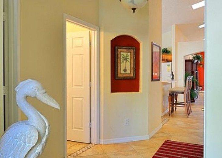 Private 5 Bedroom Villa Near Disney, free WI-FI 10% OFF LONG TERM RENTALS #14