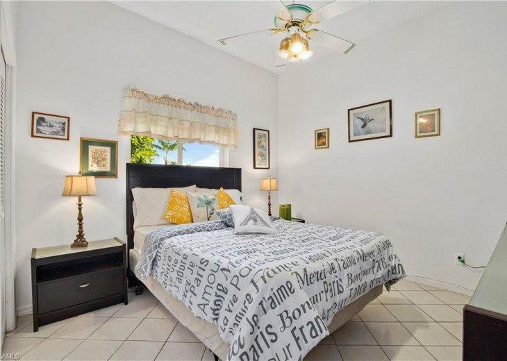 BEDROOM # 3 1 QUEEN Size bed, LCD-TV