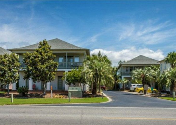 Right on 30A! Just steps to the beach!!