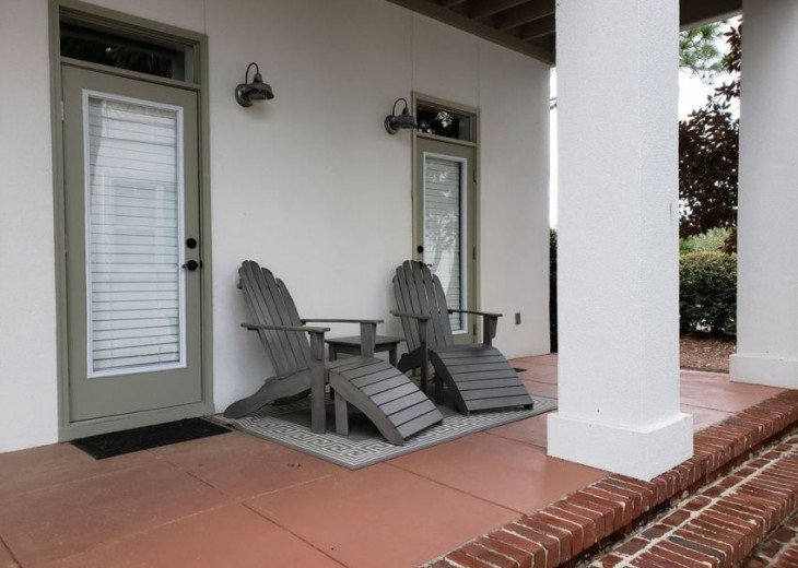 Enjoy your morning coffee on the patio off the Master Bedroom!