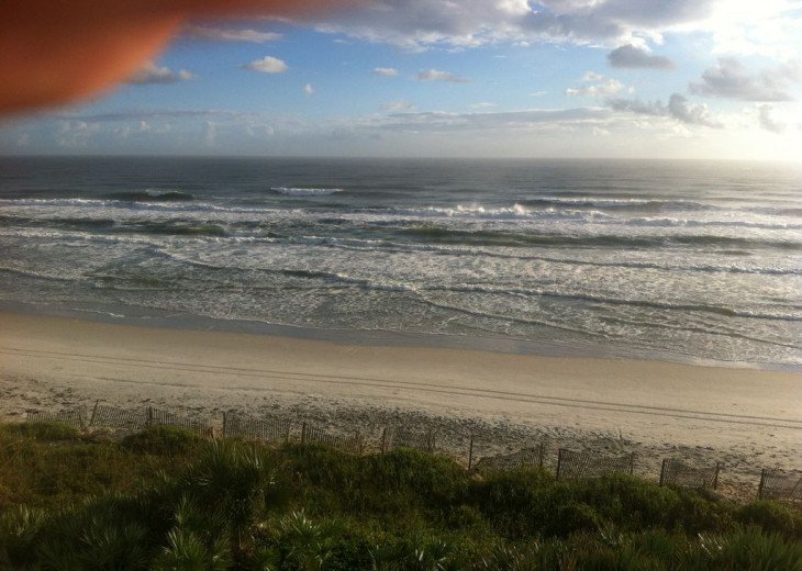 Luxury 4th Floor Condo # 41, Spectacular Oceanfront View, New Smyrna Beach #31