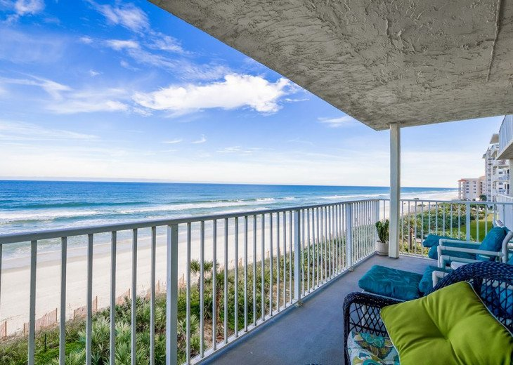 Luxury 4th Floor Condo # 41, Spectacular Oceanfront View, New Smyrna Beach #19