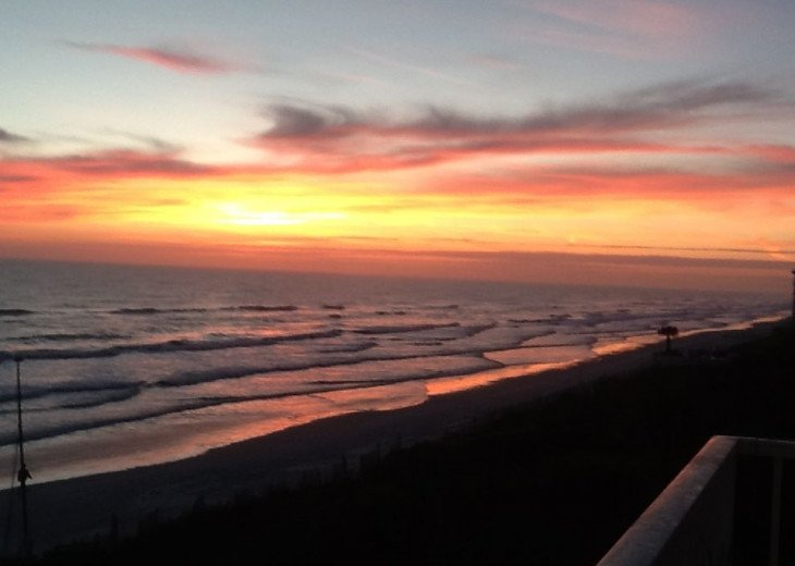 Luxury 4th Floor Condo # 41, Spectacular Oceanfront View, New Smyrna Beach #28