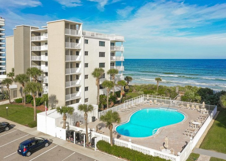 Luxury 4th Floor Condo # 41, Spectacular Oceanfront View, New Smyrna Beach #23