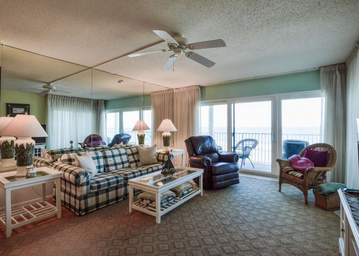 Luxury 4th Floor Condo # 41, Spectacular Oceanfront View, New Smyrna Beach #3