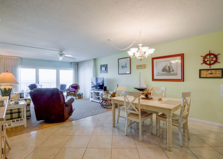 Luxury 4th Floor Condo # 41, Spectacular Oceanfront View, New Smyrna Beach #4