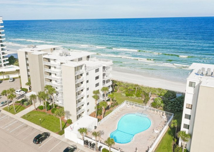 Luxury 4th Floor Condo # 41, Spectacular Oceanfront View, New Smyrna Beach #21