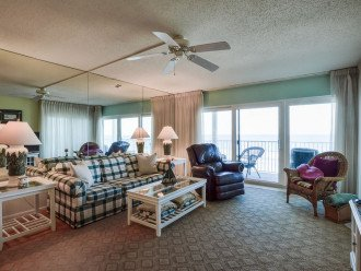 Luxury 4th Floor Condo # 41, Spectacular Oceanfront View, New Smyrna Beach #1