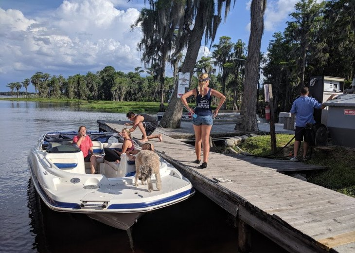 A Priceless Lakefront Pearl ... Cypress Cove Marina & RV Park #1