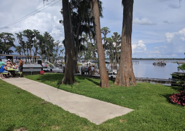 A Priceless Lakefront Pearl ... Cypress Cove Marina & RV Park #3