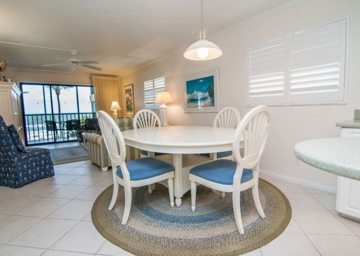 Gulf Front Condo, 25 ft to Beach, Free Bikes #6