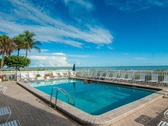 Gulf Front Condo, 25 ft to Beach, Free Bikes #1