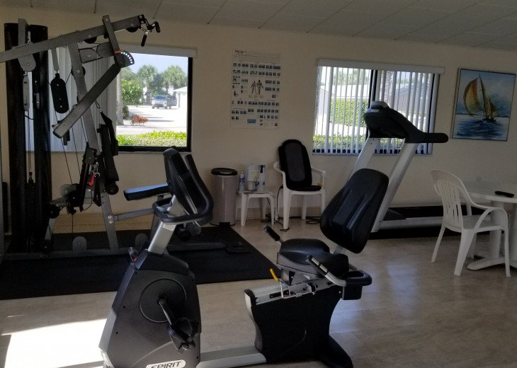 exercises room