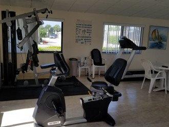 exercises room