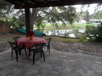 Nice Waterfront with sunsets, dock and a bit of nature to enjoy! #1