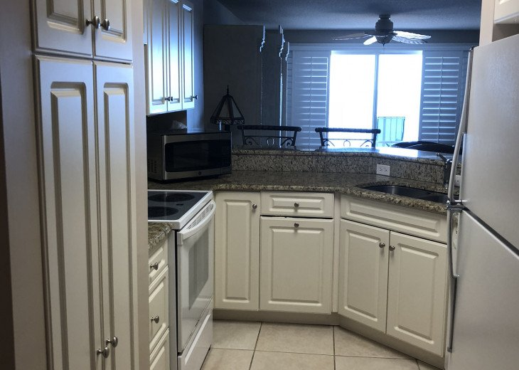 Oceanfront Vacation Rental Condo Ormond Beach #16