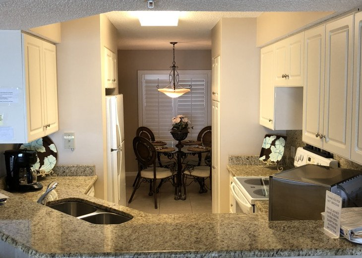 Oceanfront Vacation Rental Condo Ormond Beach #23