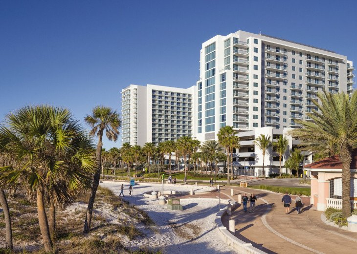 Clearwater Beach 2 Bedroom Deluxe #17
